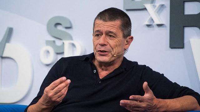 En 2015, el escritor francés visitó Argentina y dio una conferencia en la Fundación Osde.