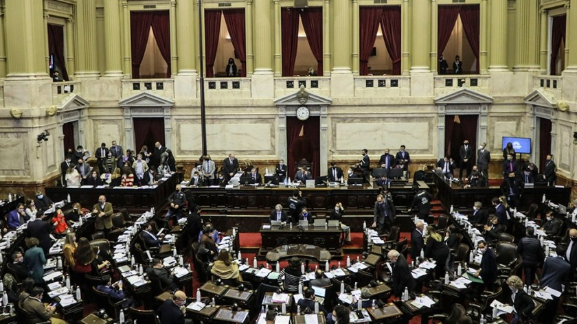 El 14 de noviembre serenovará casi la mitad de la Cámara de Diputados.