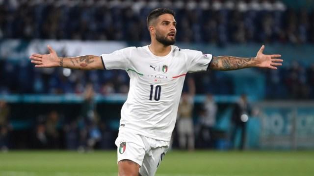 Italia derrotó a Turquía en el partido inaugural