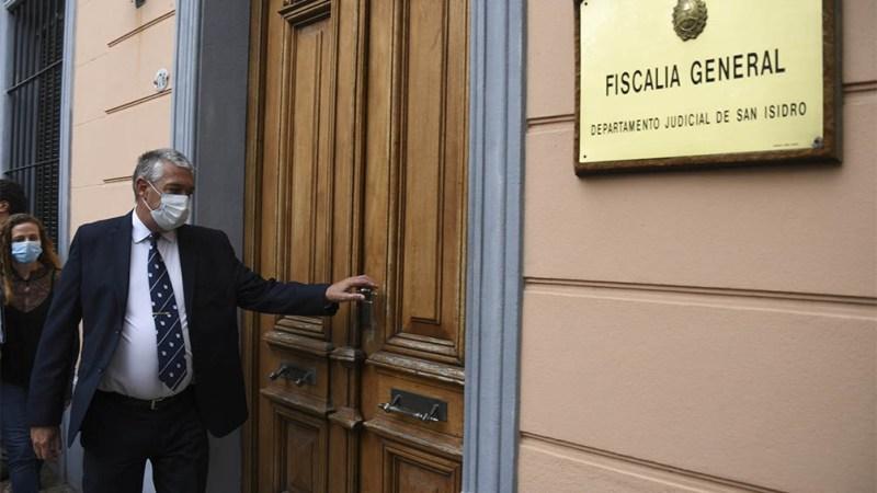 La enfermera declaró que solamente el 13 de noviembre pudo tener contacto personal con Maradona