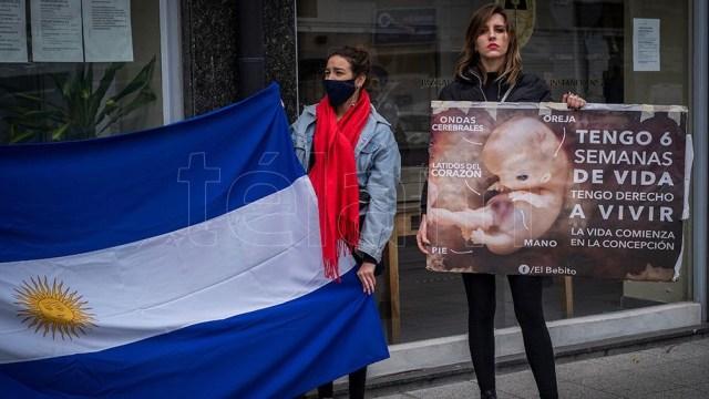 el aborto en la cual participó el mismo juez López.