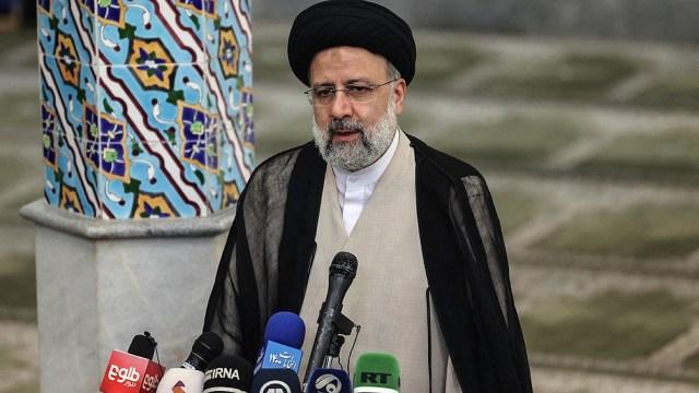 """Raisi aseguró que Irán no permitirá """"negociaciones por el simple placer de negociar"""""""