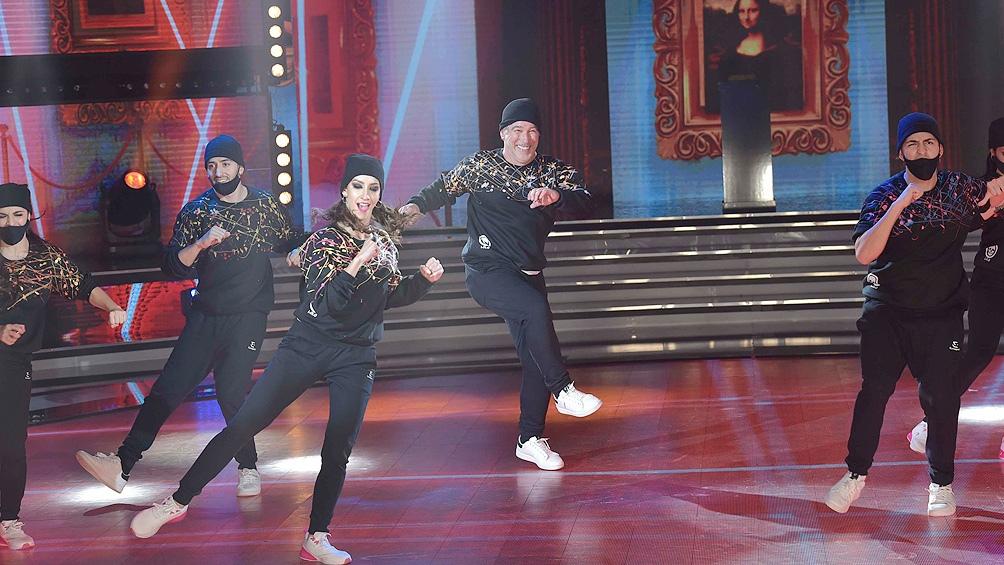 """Pachu participa en """"La Academia"""", la versión elegida este año por Marcelo Tinelli para """"ShowMatch""""."""