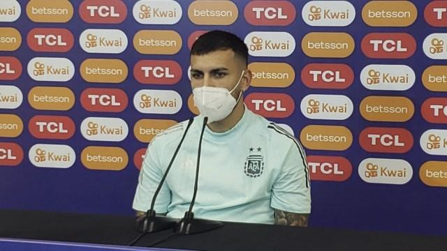 Leandro Paredes es un posible ingreso en Argentina.