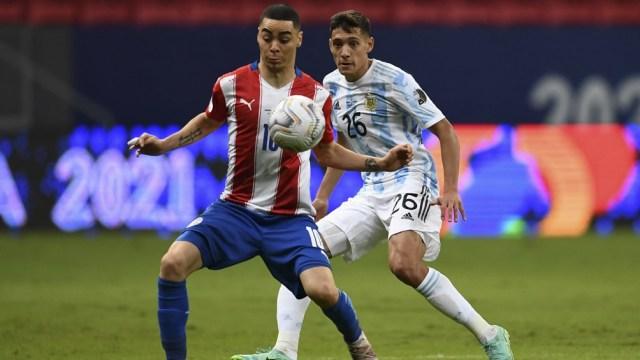 Argentina viene de vencer a Paraguay en la última fecha (Foto: @CopaAmerica)