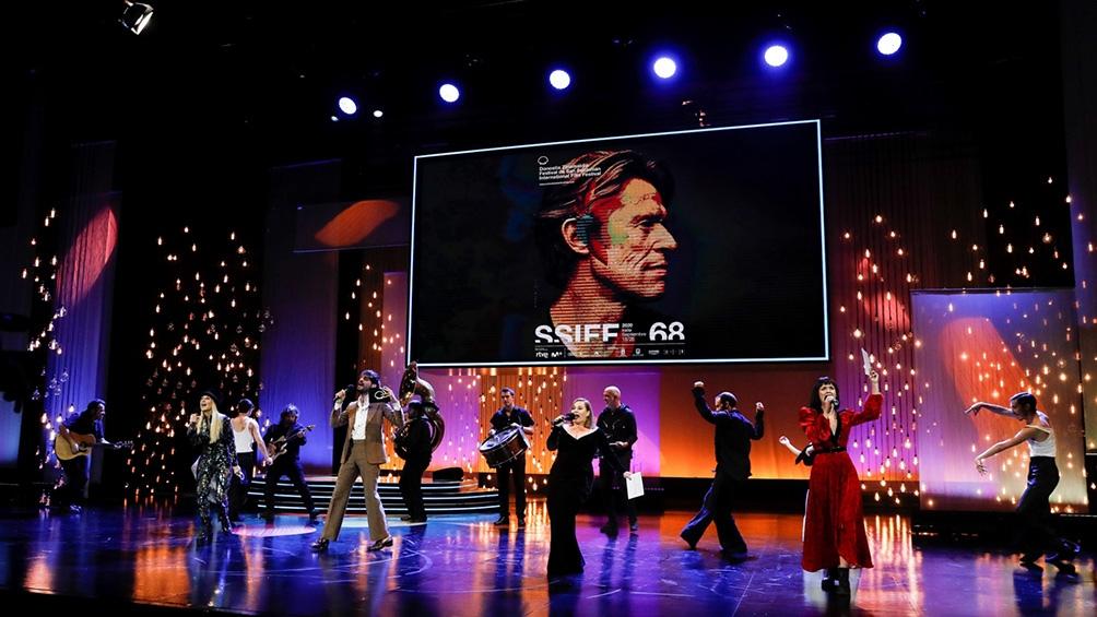 La edición de este año del Festival Internacional de Cine de San Sebastián se llevará a cabo entre el 17 y el 25 de septiembre.