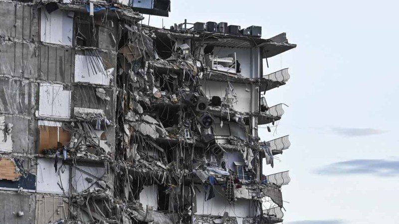 Tras el colapso, al menos 11 personas murieron y 150 siguen desaparecidas, entre ellas nueve argentinos.