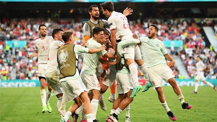 En Rusia de jugará el partido de cuartos de final entre España y Suiza.