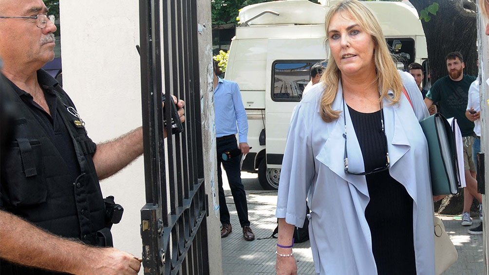 Raquel Hermida Leyenda, abogada de las tres víctimas.