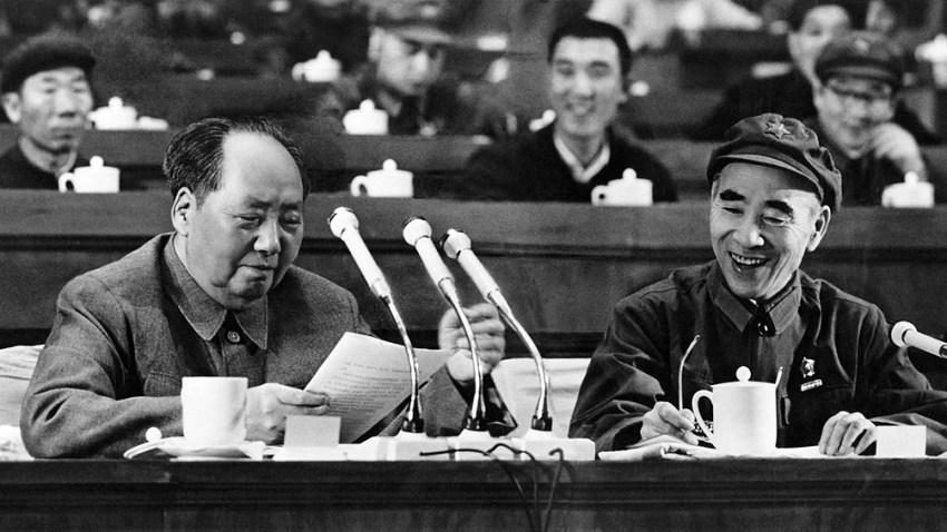 """En 1966 lanzó la llamada """"Revolución cultural proletaria""""."""