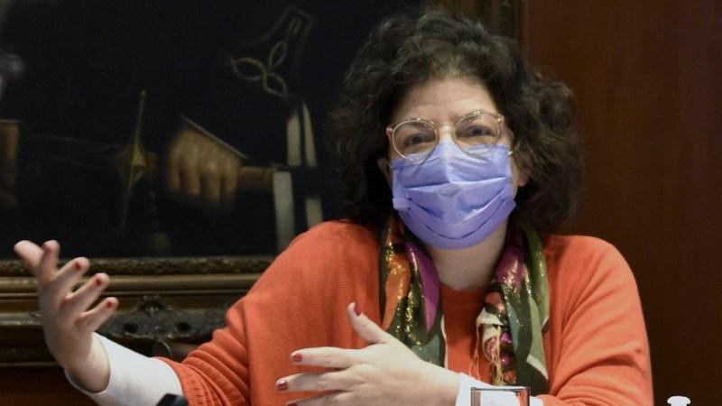 Carla Vizzotti destacó que la vacunación de menores entre 3 a 11 años reducirá la circulación del coronavirus.