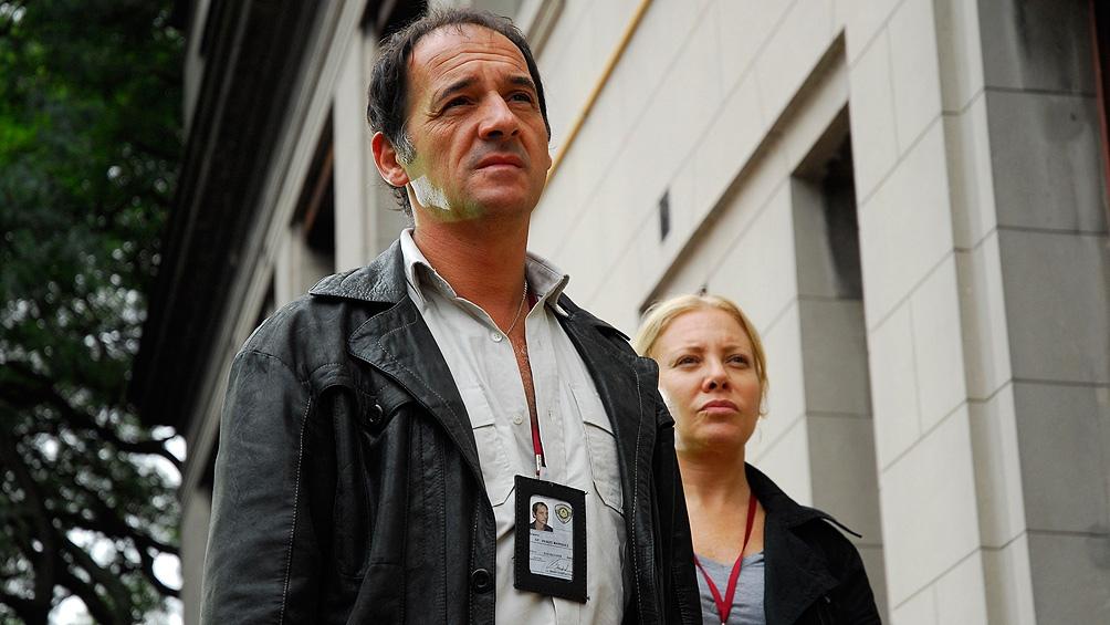 """""""Epitafios"""", la intrigante coproducción de Pol-ka y HBO con Leonardo Sbaraglia, Julio Chávez, Paola Krum y Cecilia Roth, entre otros."""