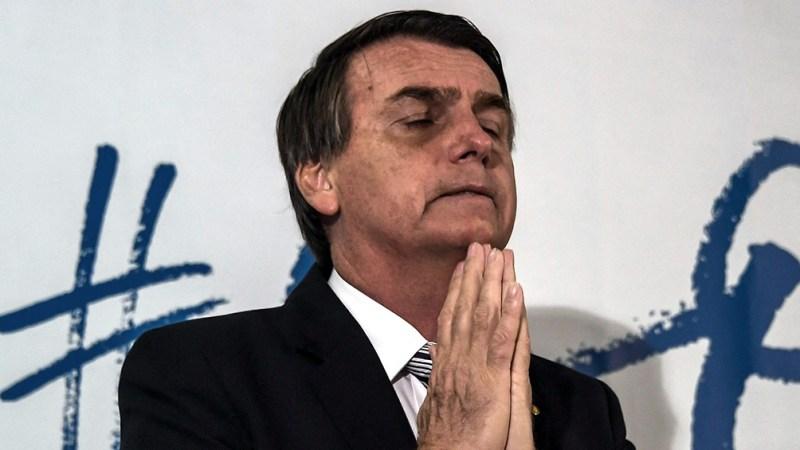 Los candidatos de Jair Bolsonaro fueron derrotados en las municipales de noviembre de 2020.