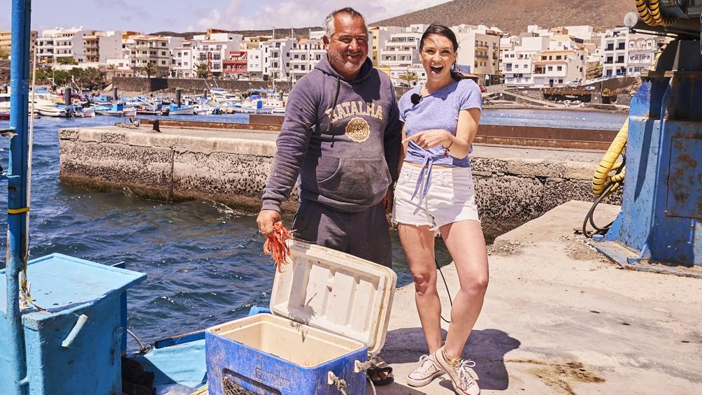 Los lugares más selectos de la cocina y del turismo español.