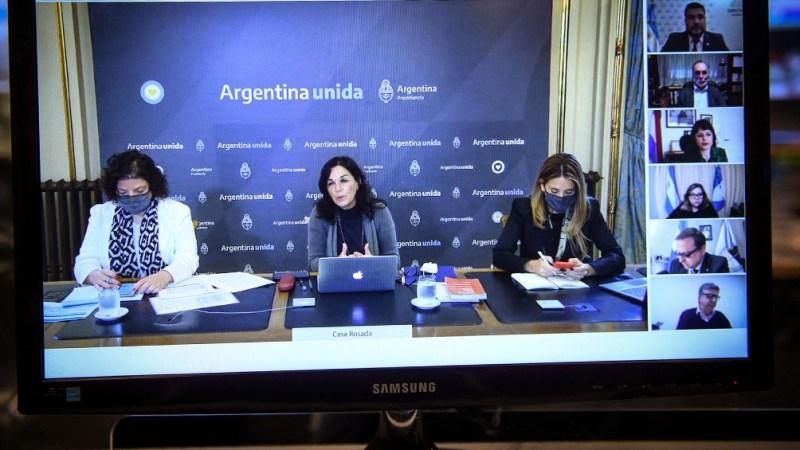 Carla Vizzotti, Vilma Ibarra y Cecilia Nicolini expusieron ante la comisión que debatió el DNU.