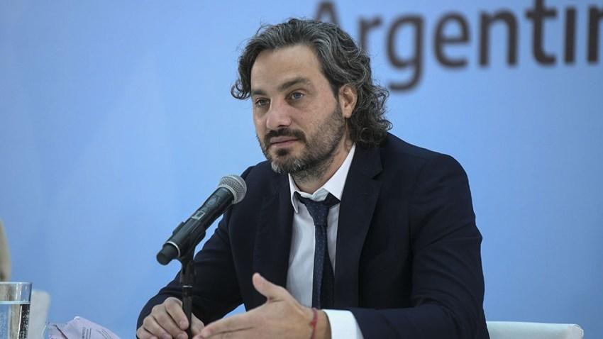 Cafiero encabezó en Casa Rosada el lanzamiento del Consejo Multisectorial de la Juventud.