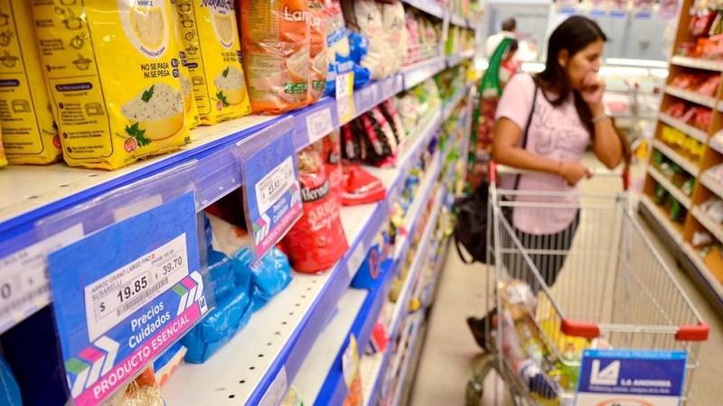 La canasta de productos representativos pasó en abril a contener 670 referencias.