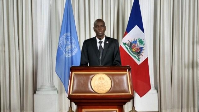 El presidente haitiano era cuestionado por la oposiciión por haber exendido su mandato