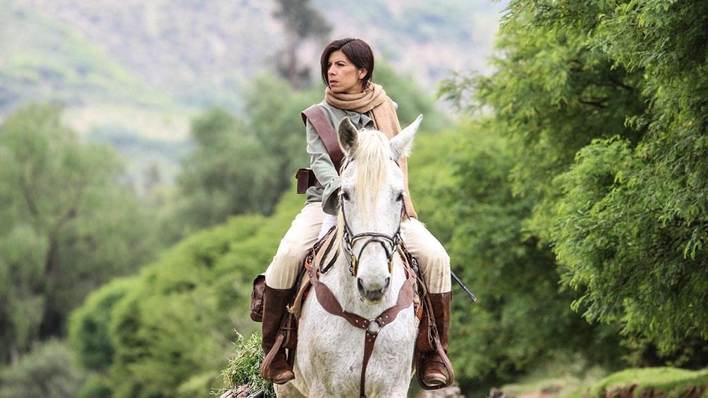 """""""Juana Azurduy, Guerrillera de la Patria Grande"""", se emitirá este domingo"""