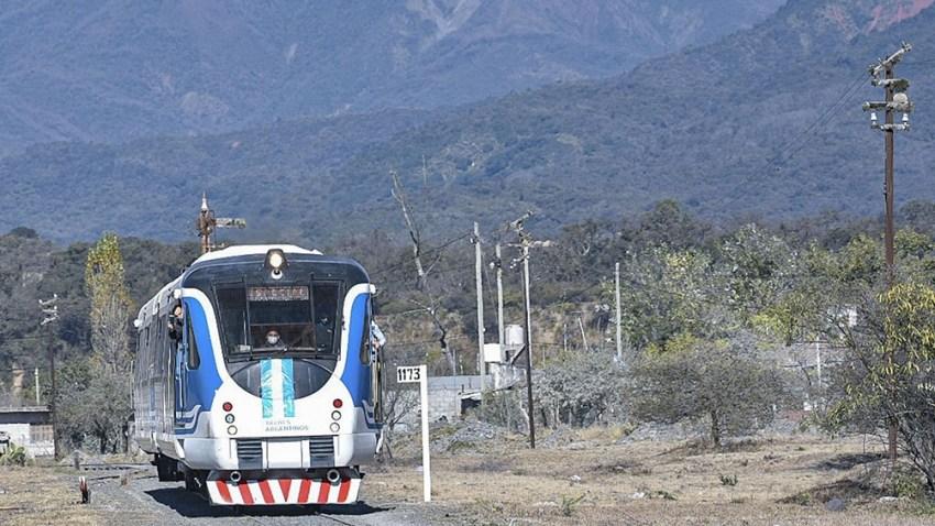 El tramo que se reinauguró cuenta con 41 kilómetros e incorpora tres nuevas paradas.