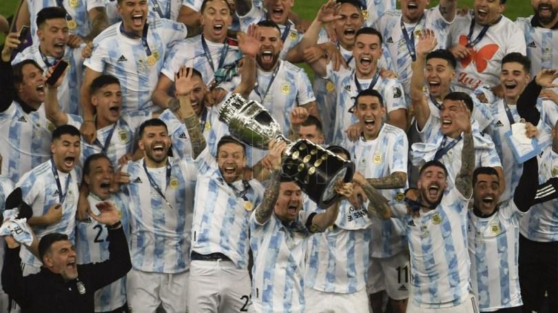 Argentina salió campeón continental tras 28 años