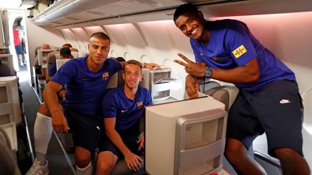 Barcelona tiene previsto su primer amistoso para el miércoles 21 de julio ante el Gimnástic de Tarragona.