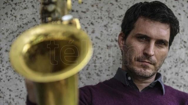 """Hayes: """"Nunca soy el mismo después de cada disco que hago"""". Fotos: Fernando Gens."""