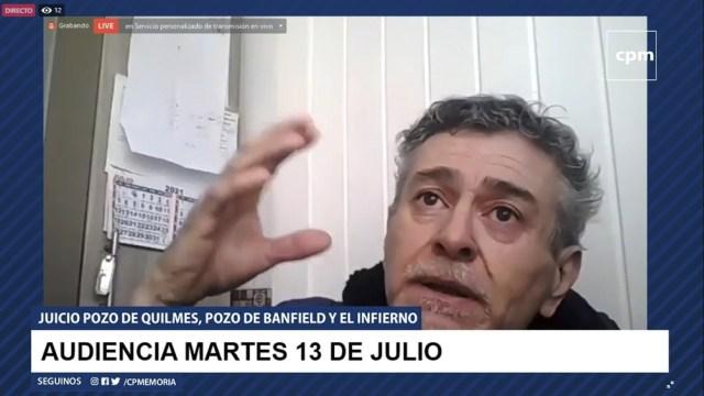 Badell Acosta declaró este martes ante el TOF 1 platense