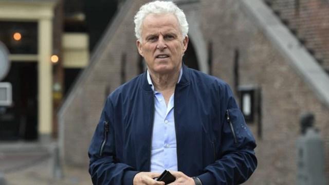 Peter R. De Vries hizo célebres coberturas en los Países Bajos.