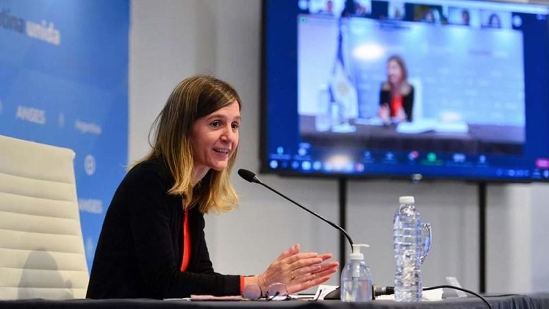 """""""Estamos construyendo una política que da respuesta a un problema que tenemos las argentinas y argentinos"""", destacó Raverta."""