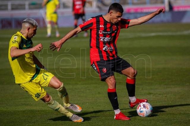 El equipo de Fernando Gago cayó 2 a 0. (Foto: Diego Izquierdo)
