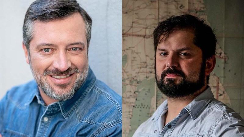 El opositor de izquierda Gabriel Boric y el oficialista Sebastián Sichel ganaron las primarias presidenciales en Chile.