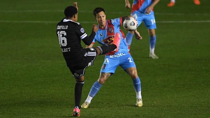 El equipo argentino dijo adiós a su sueño sudamericano. (Foto Ramiro Gómez)
