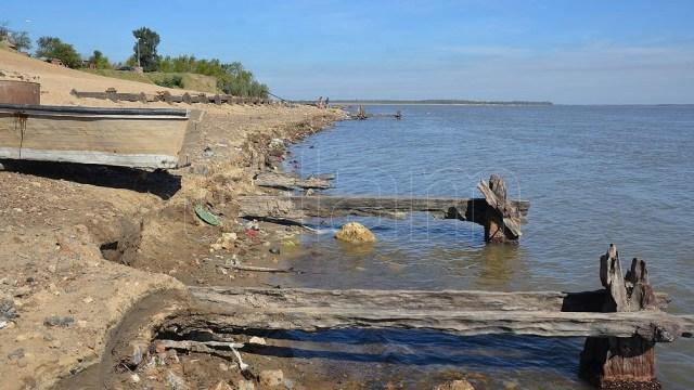 """""""Seamos racionales en el consumo del agua para que todos podamos seguir teniendo agua potable"""", reforzaron desde el ministerio de Infraestructura."""