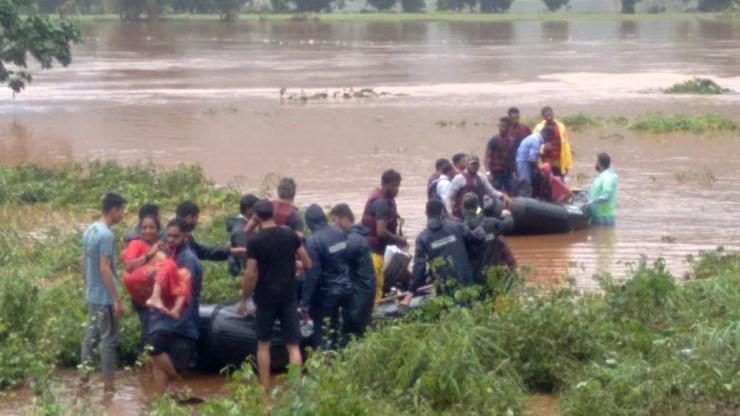 El cambio climático intensifica los fenómenos del monzón en India, según el Instituto de Investigación sobre el Impacto Climático de Potsdam.