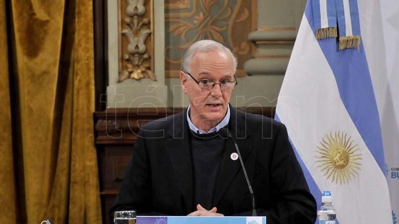 Gollan dijo que para las legislativas del 14 de noviembre se apuntará a los que no fueron a votar