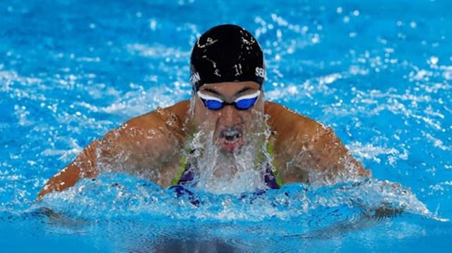 Sebastián también participará de los 200m. estilo pecho, una prueba que tiene agendada para el miércoles próximo.