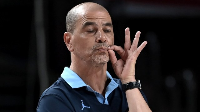 El entrenador Sergio Hernández no contará con Patricio Garino, su mejor defensor.