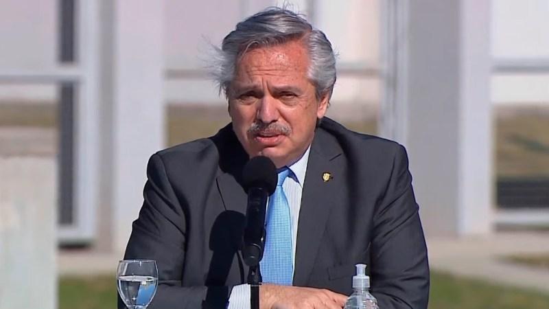 El presidente Alberto Fernández recibirá esta tarde en el Salón Eva Perón de Casa Rosada a las autoridades de la Confederación General del Trabajo