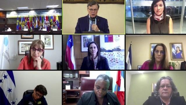 """""""Estamos viviendo un ciclo de profundas transformaciones"""", dijo la ministra brasileña."""