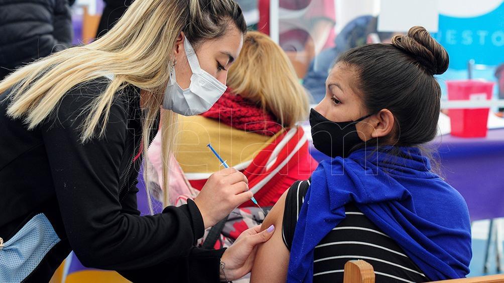 Buscan mejorar la eficacia de la inmunización. Foto: Alfredo Ponce.