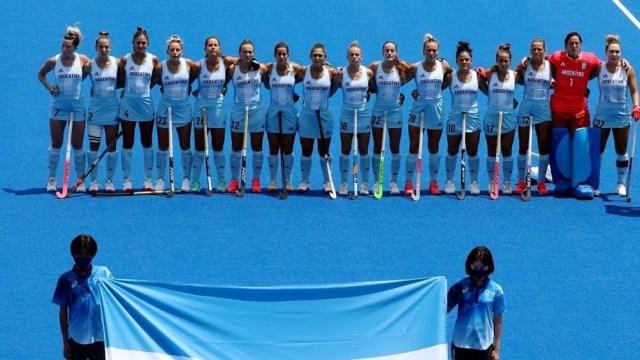 Foto: Confederacion Argentina de Hockey (Twitter:@ArgFieldHockey)