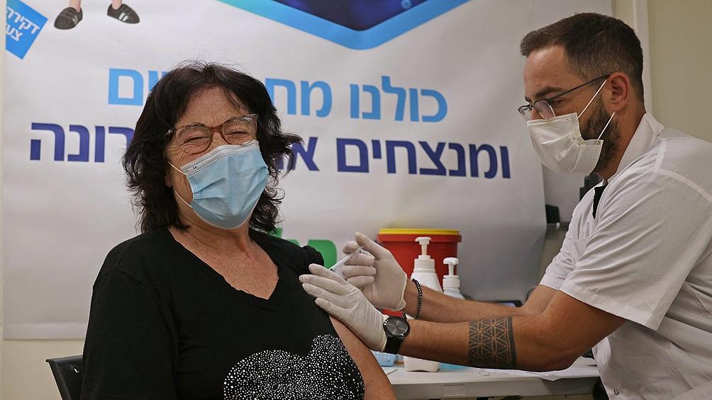 El gobierno israelí está resistiendo a las exigencias de varios grupos sociales para implementar mayores restricciones. Foto: AFP