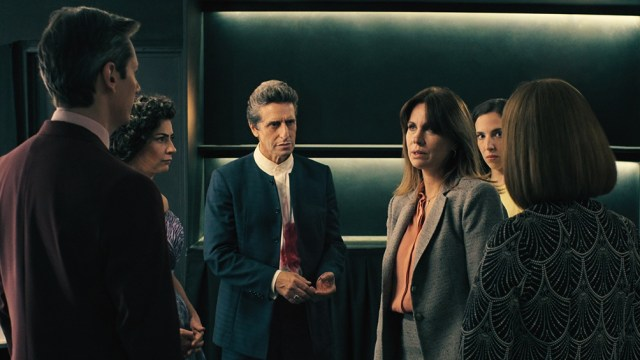 La serie producida por K&S cuenta en su elenco con figuras como Mercedes Morán, Chino Darín, Nancy Dupláa, Joaquín Furriel