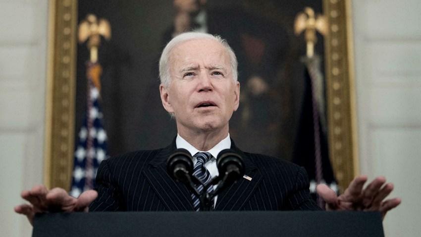 El asunto de la reapertura en un punto de fricción entre Biden y Bennett