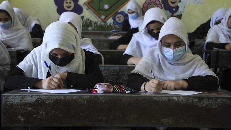 La situación ya era preocupante mucho antes del ingreso de los insurgentes a Kabul (Foto AFP).