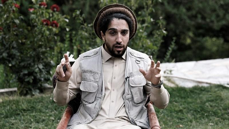 Masoud señaló que estaba abierto a hablar con los talibanes