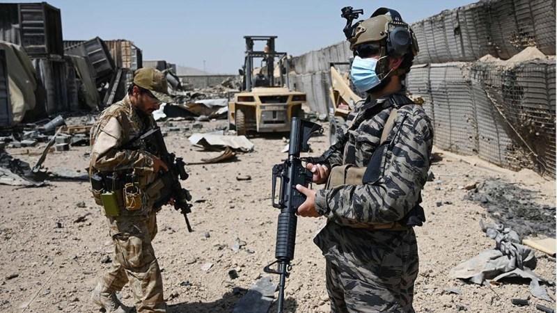 Los combatientes del movimiento talibán se hicieron con el control de buena parte de Afganistán.