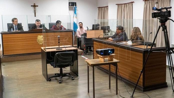 La sentencia, en los primeros puntos, determinó la nulidad de la figura de corrupción de menores. Foto Walter Diaz.
