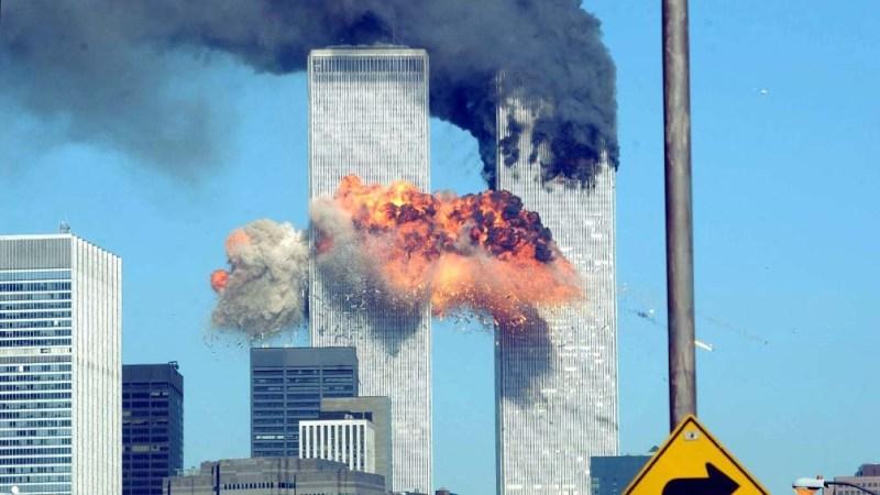 """Romero vio desde la televisión lo que sucedía en Nueva York con el ataque a las """"Torres Gemelas"""" en 2001 Foto: AFP"""